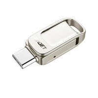 KKmoon - CU31 64GB High Speed Metal USB Flash Drive...