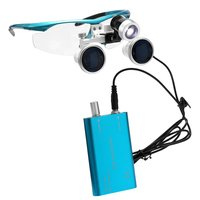 KKmoon-Wearable Magnifier Portable 3.5X 420mm Surgic...