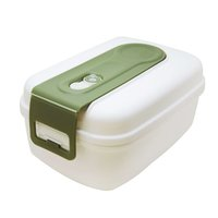 Decdeal - 660 ML Leakproof PP Silicone Food Storage ...