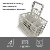 Decdeal - Universal Dishwasher Basket Cutlery Dinner...