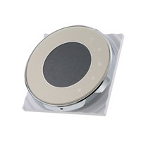 LIXADA - BECA Programmable Round Fan Coil Thermostat...