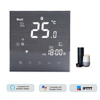 Decdeal - BTH-2000L-GCLW WiFi Smart Thermostat for W...