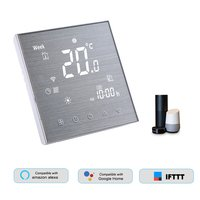 Decdeal - BTH-2000L-GALW WiFi Smart Thermostat for W...