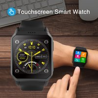 Tomshoo-Touchscreen Smart Watch GPS Digital Wrist Wa...