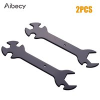 Aibecy-2pcs 5 in 1 Wrench Multifunction Flat Spanner...