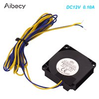 Aibecy-4010 Blower Fan 40 * 40 * 10mm 12V DC Extrude...