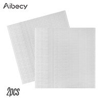 Aibecy-2pcs 220*220mm Heated Bed Foam Foil Insulatio...