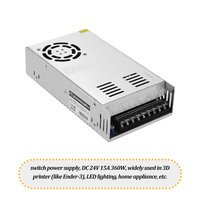 Aibecy-DC 24V 15A 360W Universal Regulated Switching...