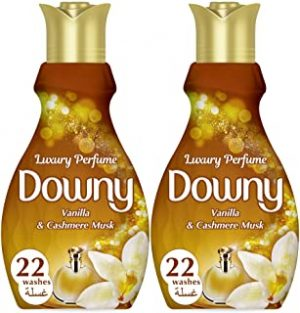 Downy Luxury Perfume Collection Concentrate Fabric Softener Feel Luxurious 880ml