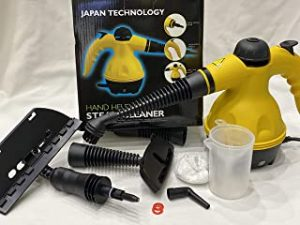 DF-A001 hand held steam cleaner JAPAN TECHNOLOGY. 1200watt