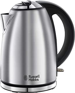 Russell Hobbs Henley Brushed Kettle Silver