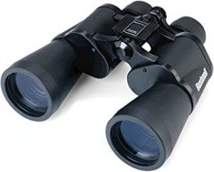 Bushnell Falcon 10x50 Wide Angle Binoculars - Black