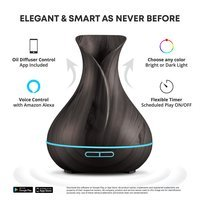 Doreen Smart Wifi Wireless Essential Oil Aromatherap...