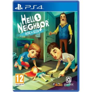 Playstation 4 Hello Neighbor Hide & Seek