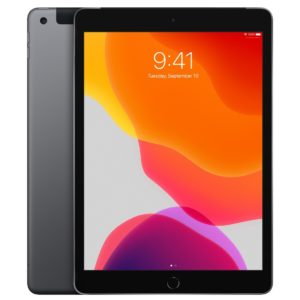 iPad (2019) WiFi+Cellular 32GB 10.2inch Space Grey with FaceTime