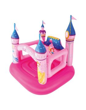 Bestway Barbie Inflatable Castle Pink