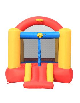 Happy Hop Slide & Hoop Bouncer