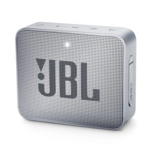 JBL GO 2 Portable Bluetooth Speaker Grey