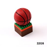 Docooler - Sport Basketball Shape USB Flash Drive US...