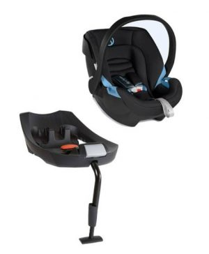 Aton XXL Comfy Black with Isofix Base