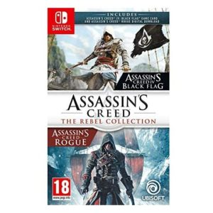 Nintendo Switch Assassins Assassin's Creed: The Rebel Collection Game