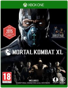 Xbox One Mortal Kombat Xl Game