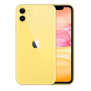 iPhone 11 64GB Yellow (FaceTime-US/UK Version)