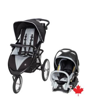 Baby Trend Expedition Premiere Jogger Travel System Ashton