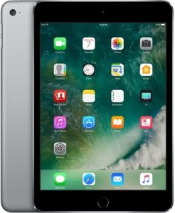 iPad mini 4 (2015) WiFi+Cellular 128GB 7.9inch Space Grey