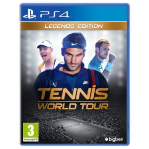 PS4 Tennis World Tour Game