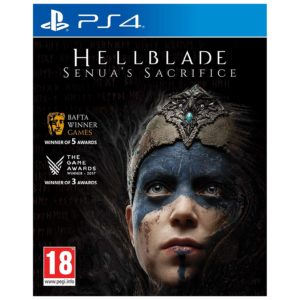 PS4 Hell Blade Senuas Sacrifice Game