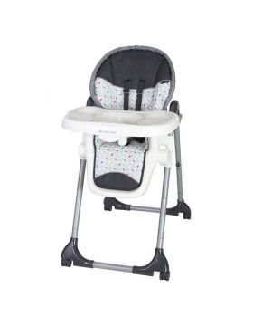 Baby Trend Deluxe 2-in-1 High Chair Diamond Geo