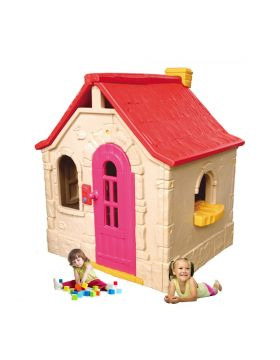 MYTS Play House Kids Charming Cottage for Play
