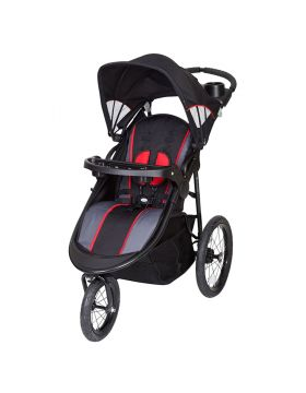 Baby Trend Pathway Jogger Stroller Optic Red