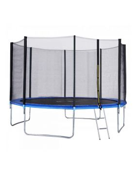 Myts Kids Trampoline Round 12 Feet for outdoor