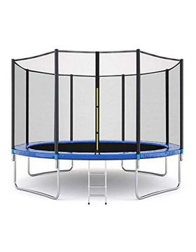 Myts Kids Trampoline Round 16 Feet for outdoor