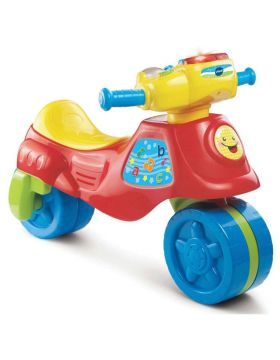 VTech 2 In 1 Trike To Bike Go & Learn Motorbike