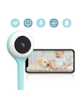Lollipop Baby Monitor - Turqoise