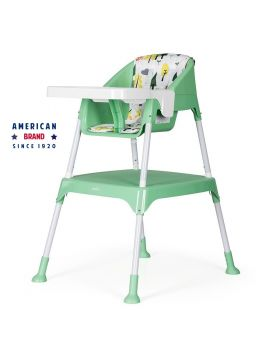 Evenflo Trillo 3 in 1 High Chair Green