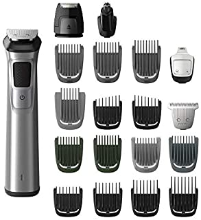 Philips 7000 Stainless Steel All-in-One Multigroom Hair Cut Kit