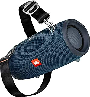 JBL K951619 Xtreme 2 Bluetooth Speaker With Rechargeable Battery– Waterproof – Carry Strap Included – Blue