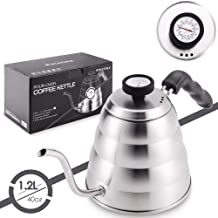 Stainless Steel Pour Over Coffee Kettle 1.2 litres (40 oz)