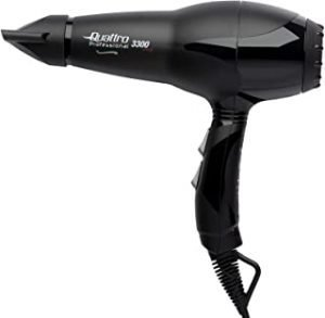 Quattro Coifin Hair Dryer Ne3 UK - Black