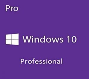 Windows 10 Professional 64 Bit OEM for 1 PC