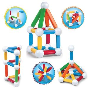 Discovery Toy Magnetic Building Blocks 25Pcs