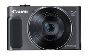 Canon PowerShot SX620 HS Compact Camera Black 20.2MP 1/2.3 Inch CMOS