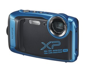 Fujifilm Finepix XP140 Sky Blue Digital Camera