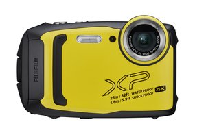 Fujifilm Finepix XP140 Yellow Digital Camera