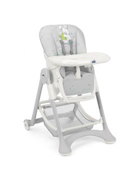 Cam Campione High Chair Grey