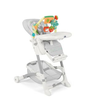 Cam Cam Istante High Chair Grey